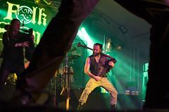 RobertaRota e AndreaLocatelli (...Nadja!) Tags: music rock metal folk live concerto bagpipe folkstone cornamusa summercrock