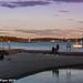 Oslo Fjord Evening Light