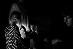 Light (Picturepest) Tags: light people blackandwhite bw lamp monochrome face mystery night germany dark children deutschland lampe licht blackwhite gesicht europa europe leute child faces nacht kinder kind torch german alemania sw schwarzweiss allemagne germania dunkel taschenlampe deutsch dunkelheit nachts gesichter einfarbig schwarzweis geheimniss