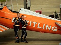 Wing Walkers (steevosmith21) Tags: wing boeing walkers sywell staerman breightling