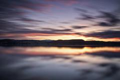 Lever du jour sur la riviere Saguenay du 04-06-2016 (gaudreaultnormand) Tags: light cloud canada sunrise quebec lumire ciel lee fjord nuage extrieur saguenay flou leverdesoleil rive riviere
