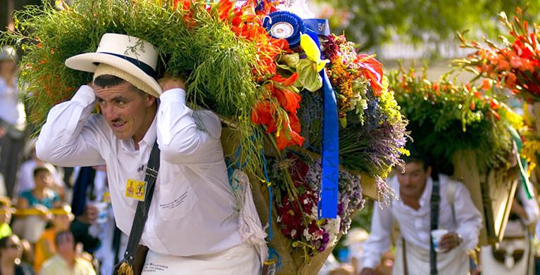 Feria las Flores.