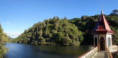 Lower Karori Reservoir (Andos_pics) Tags: newzealand reservoir wellington karori zealandia