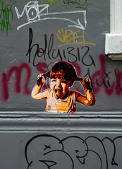 HH-Wheatpaste 2942 (cmdpirx) Tags: street city urban streetart color colour art up wall cutout germany painting paper graffiti chalk stencil nikon paint artist drawing wand wheatpaste paste glue hamburg cement can spray your pasted marker piece aerosol pastup farbe pastie stift kleber reclaim dose wheatepaste schablone kreide kleister spraydose kuenstler d7100