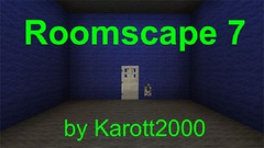 Roomscape 7 Map (doikhongnhumo) Tags: game 3d minecraft