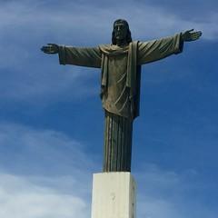 Christ the Redeemer in Puerto Plata, Dominican Republic (Nancy D. Brown) Tags: dominicanrepublic christtheredeemer puertoplata instagram fathomtravel