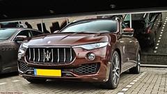 Maserati Levante (Jack de Gier) Tags: italy holland netherlands exotic suv supercar maserati sportscar horsepower levante louwman