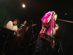 live at Black And Blue, Tokyo, 19 Jun 2016 (megumi_manzaki) Tags: musician rock japan live band blues singer guitarist iphone janisjoplin