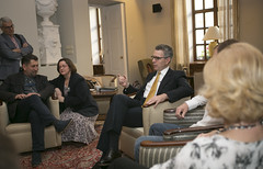 MeetUp with Doctors from Aurora, WI Medical Center, America Days, Lviv, May 27, 2016 (usembassykyiv) Tags: lviv ukraine medical doctor americadays ambassadorpyatt