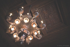 Light in the dark (D Schwarz Photography) Tags: wood kultur chandelier villa nrw holz thyssen luxury industrie stahl krupp hgel ruhrpott kronleuchter fabrikantenvilla