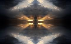 Spirit science (Art(s) Collect) Tags: grave nijmegen jacobus print fotografie foto kunst artist geometric mirroring photography photo art arts jacco jaccoarts