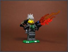 Furdagree Burns (Karf Oohlu) Tags: lego moc minifig mrburns montgomeryburns 3rddegreeburns