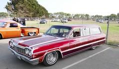'2MUCH64' Chevrolet (bballchico) Tags: 1964 chevrolet stationwagon westcoastkustomscruisinnationals cruisinnationals santamaria carshow 2much64