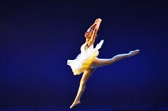 Tinker Bell ! (Christos MRA) Tags: light ballet 50mm dance lowlight ballerina indoor performer christoskrallis