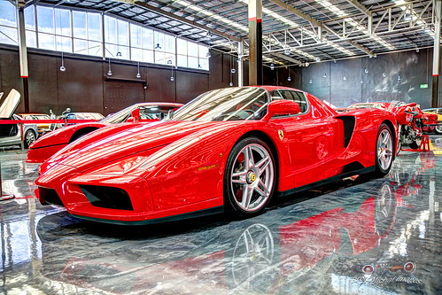 2002 Ferrari Enzo V12 6.0 Ltr, Gosford Classic Car Museum, 3 Stockyard Place, West Gosford