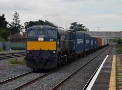 076 Northwall Ballina liner (franburke) Tags: 071class railfreight irishrail irishrailways ie