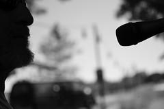 INTERVIEW (EL JOKER) Tags: b musician music white black blur jeff beer monochrome festival rock electric les bar mouth de noir bokeh guitar folk gimp free el du note cc event violin brewery bowling musica demon acoustic joker bis png pause musik mate interview et alto blanc libre pneu petanque flou prod brasserie chanson musique biere guitare chant gueule musicien violon 2016 electrique acoustique gwenael airson allummers