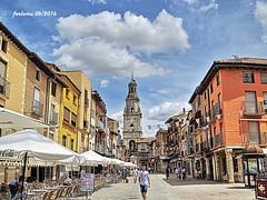 Toro (Zamora) 16 Calle Mayor (ferlomu) Tags: calle toro zamora ferlomu