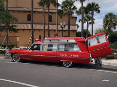 160416_06_VCC_CaddyAmbulance (AgentADQ) Tags: cadillac ambulance classic car auto automobile thevillages spanish springs saturday cruisein