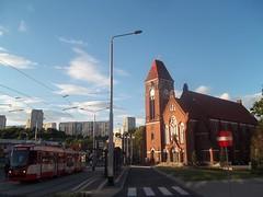Zajezdnia tramwajowa - ul.Kartuska - Gdask - Danzica - Danzig -  -  -  -  - Poland (altotemi) Tags: zajezdnia tramwajowa ulkartuska gdask danzica danzig     poland