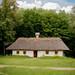 Ukrainian folk house