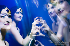 Wonder Woman x 4 (Paul Cory) Tags: analogefexpro2 aquarium atlanta availablelight camera colorefexpro4 cosplayer costume dccomics dragoncon dragoncon2015 dragonconnightattheaquarium fish fujicamera fujifilmxt1 georgia georgiaaquarium lighting niksoftware onlocation people portrait postprocessing rebeccalarken sciencefictionconvention season structure summer superhero unitedstates water wildlife woman wonderwoman camera:make=fujifilm camera:model=xt1 exif:focallength=56mm exif:aperture=14 geolocation exif:make=fujifilm exif:isospeed=1600 exif:model=xt1 exif:lens=xf56mmf12r