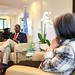 Meeting at UNON Nairobi, Kenya
