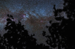 Clearly Milky Way galaxy (kurmysh0v) Tags: way milky galaxy stars sky universe night space background astronomy cosmos nebula constellation exposure science starry dark long nature starfield astrophotography celestial black field beautiful milkyway blue stellar