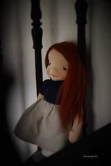 Emanuela. (balticdolls) Tags: balticdolls doll nfad waldorfdoll lalka lalkawaldorfska