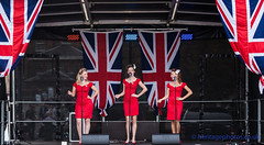 IMG_6272_Salute To The 40's 2016 (GRAHAM CHRIMES) Tags: salutetothe40s 2016 salute2016 chatham chathamhistoricdockyard vintage vehicle vintageshow heritage historic livinghistory reenactment reenactors dockyard 40s 40sdress 40sstyle 40svintage celebration actors british britishheritage wwwheritagephotoscouk commemorate