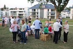 IMG_1359 (Patrick Williot) Tags: waterloo bella vita voiries inauguration noiret decroly pousseur ferme ecole delvaux artistes
