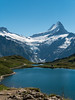 Sunny day on First (SimonK88) Tags: berg maountain bachalpsee eiger schweiz see lake