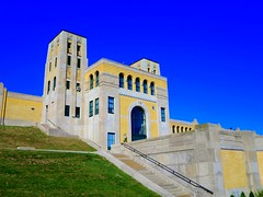 Filtration Plant (euanwhite) Tags: water treatment plant filtration lake ontario toronto architecture building history
