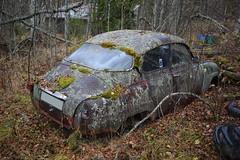 Saab 96 (Flash 86) Tags: saab 96 sweden sverige