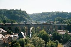 The Passerelle Bridge