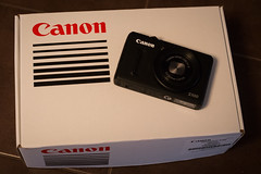 new camera (jojoannabanana) Tags: camera canonpowershot s100 3652014