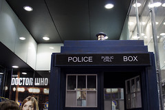 Tardis (thalesprestes) Tags: brazil anime nerd comics comic geek cosplay who doctor bbc experience movies paulo tardis so con 2014 brish ccxp