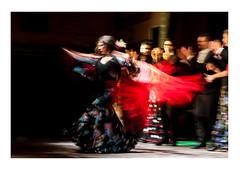 Flamenco (Carlos J. Candelas) Tags: colors dance sevilla andalucia flamenco cjc sevillanas hondo cante seguidillas