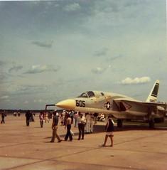North American RA-5C Vigilante (Sentinel28a1) Tags: usn ussenterprise vigilante northamerican ra5c glynco nassanford rvah5