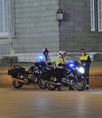 Nueva BMW  R1200RT Polica Municipal de Madrid (juanemergencias) Tags: