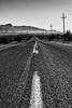 The desert road (VNR Photography) Tags: road trip arizona sky blackandwhite usa mountains night clouds canon desert lasvegas nevada roadtrip vnr andrevonnickisch 9058679106 vnrphotography