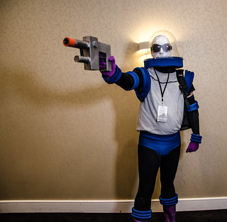 NC Comicon 2014 - Durham NC