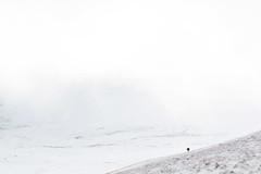 Pen y Fan and Corn Du (Polly-Thomas) Tags: people mountain snow scale wales landscape breconbeacons size welsh walkers penyfan climbers corndu ukweather smallfigures