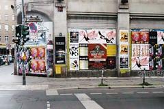 Kreuzberg (felixmm.) Tags: street city sunset summer sky urban streetart streets berlin travelling 6x6 film youth analog vintage kreuzberg germany photography day skyscrapers minolta felix good capital sunny explore german times summertime spree mitte friedrichshain ber fhain flickrexplore berlinlove oranienstrase machleid