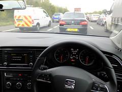 Zero (stevenbrandist) Tags: traffic seat rental leon jam zero hire m23 enterpriserentacar