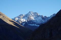 La Montagne des Agneaux - 3664 m
