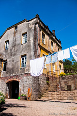 Varal 1 (Anthony Beux Tessari) Tags: house arquitetura architecture casa varal lenol roupadecama casadealvenaria