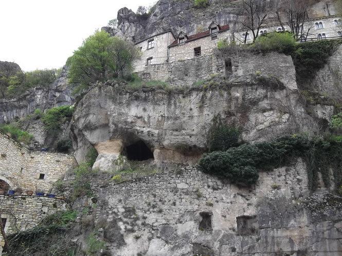 3. Pháo đài Rocamadour