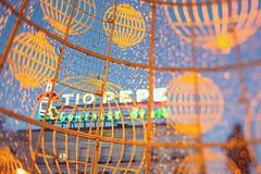 La Navidad llegó a Madrid :) (www.juliadavilalampe.com) Tags: madrid christmas sunset españa canon atardecer photography lights spain december bokeh 45mm tiltshift canon5dmarkiii juegolvm