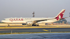 Qatar Airways A330 A7-AEC (Aiel) Tags: delhi airbus a330 newdelhi doha qatarairways a7aec